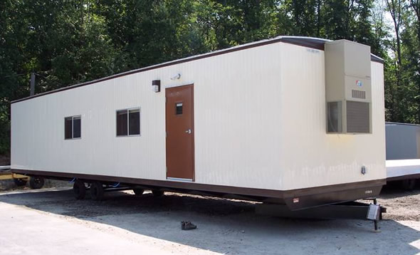 Modular Office Trailer